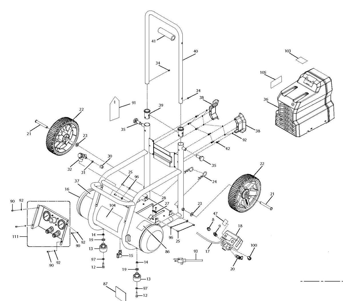 air compressor pumps ridgid compressors. Black Bedroom Furniture Sets. Home Design Ideas