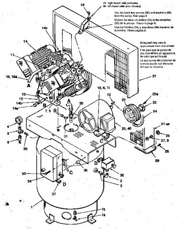 Air Compressor Pumps U1259 Sc46 Pump Www